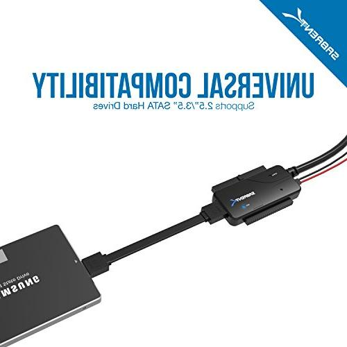 Sabrent USB TO SATA/IDE Converter With & LED Activity