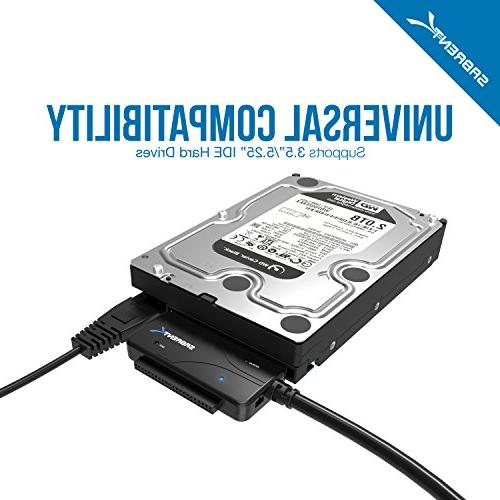 Sabrent USB SATA/IDE Drive Converter With Power &