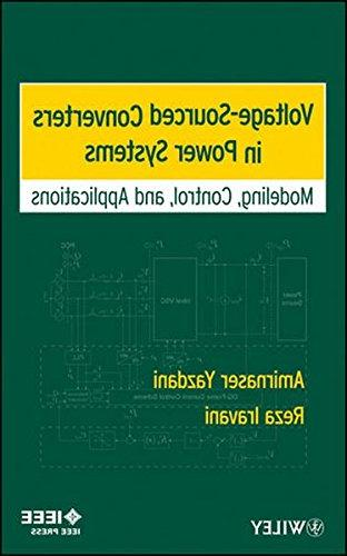Voltage-Sourced Converters in Power Systems: Modeling, Contr
