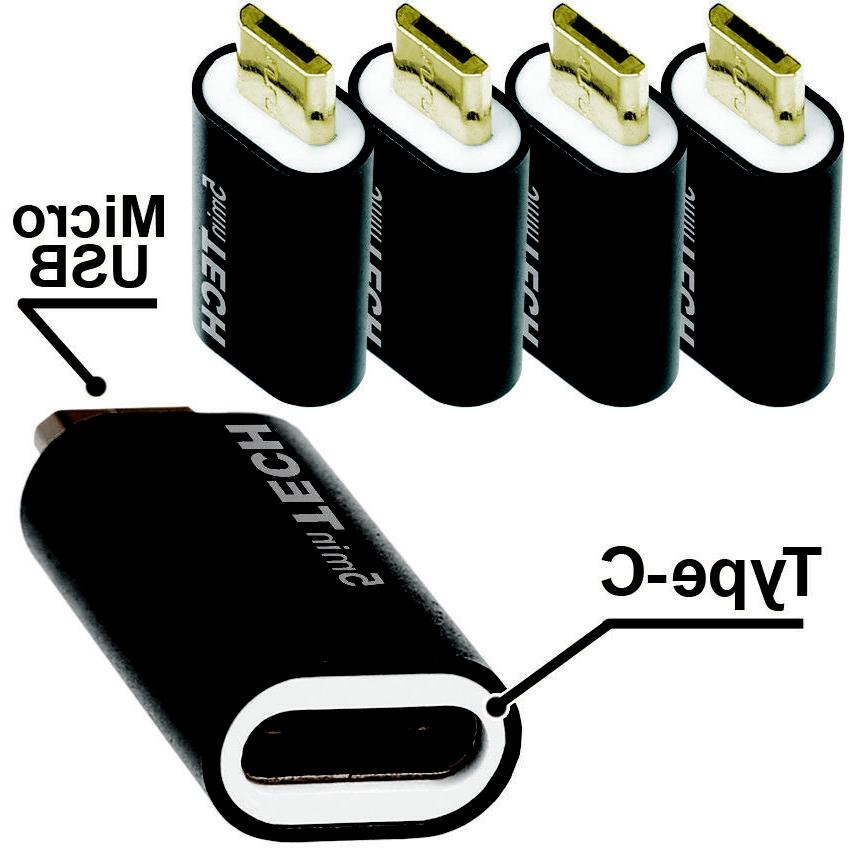 adapter usb micro usb male to type