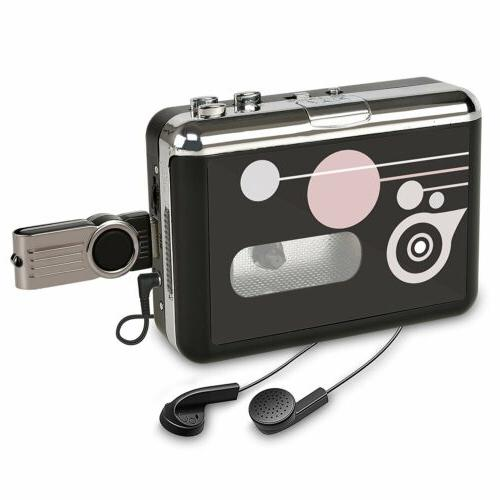 cassette tape to mp3 converter player digital