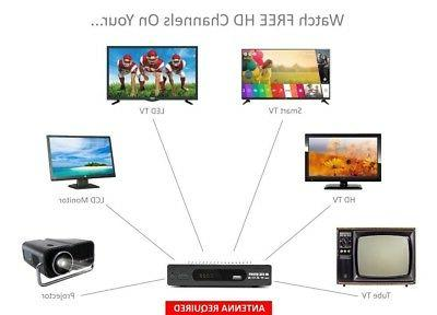 Digital Box HDMI Cable for and Viewing Full Digital Channels for (Inst