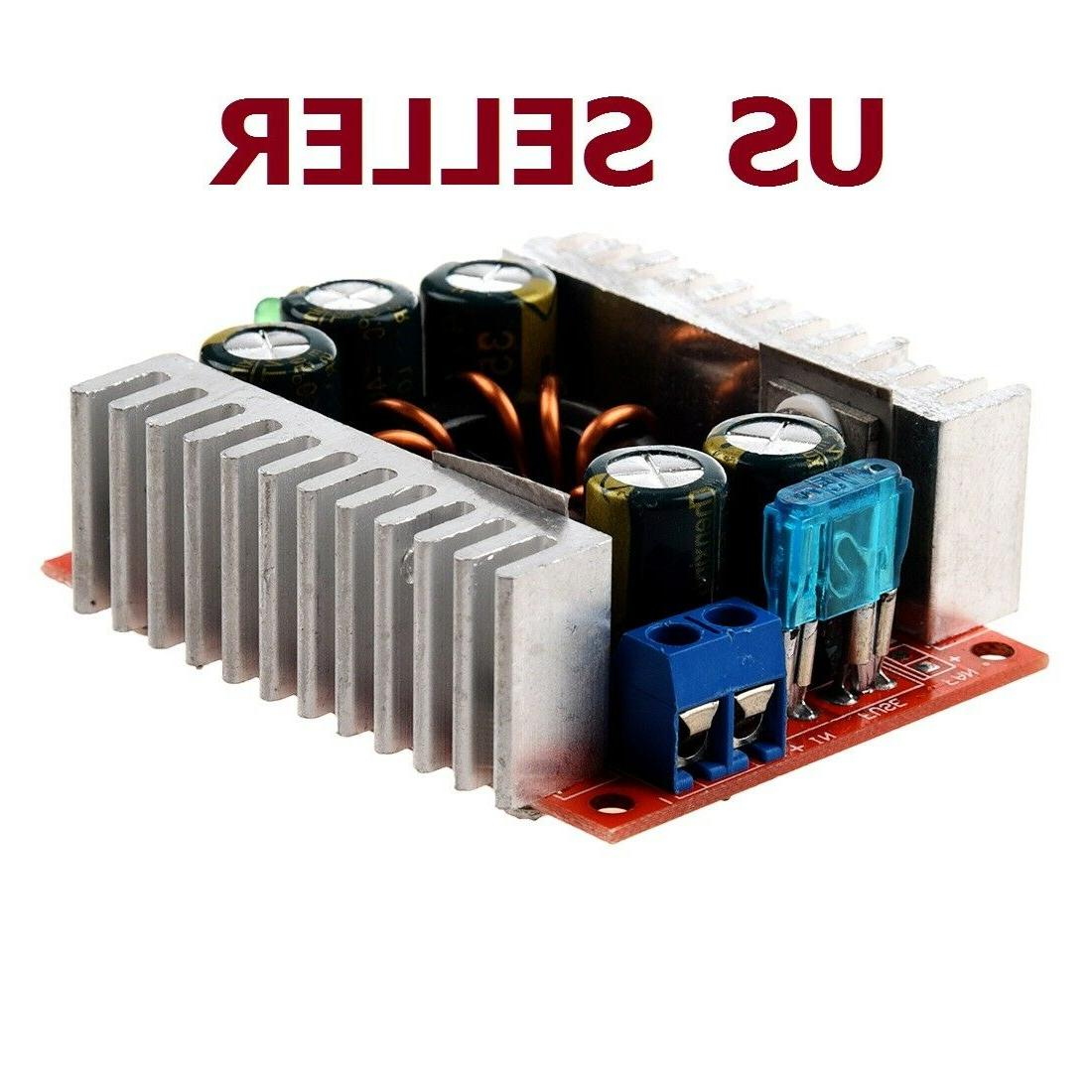 DC//DC 15A Buck Adjustable 4-32V 12V to 1.2-32V 5V Converter Step Down Module DT
