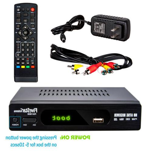 Digital Box for and Recording HD