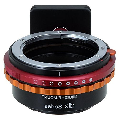 dlx series lens adapter
