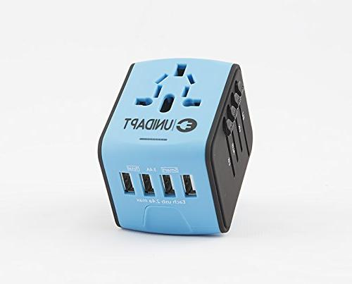 Adapter, Adapter, 2,4A Power AC Plug Adapter in UK, AUS