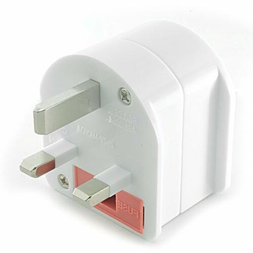 m g converter grounded plug