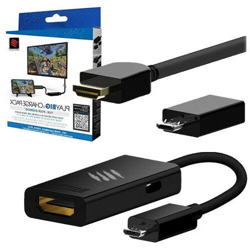 mhl micro usb to hdmi cable adapter