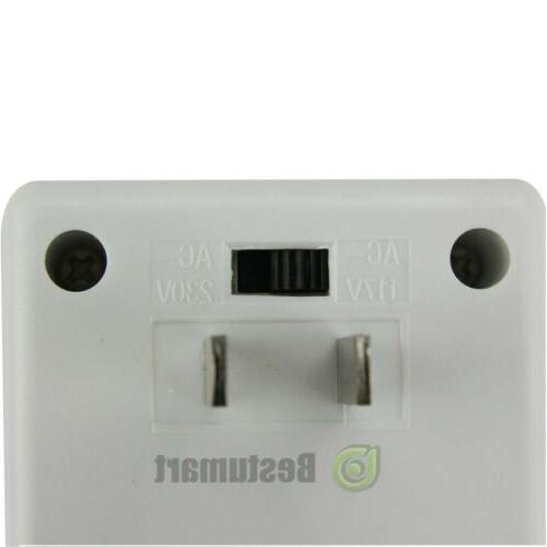 New to STEP Up/Down VOLTAGE 100W TRAVEL OZ
