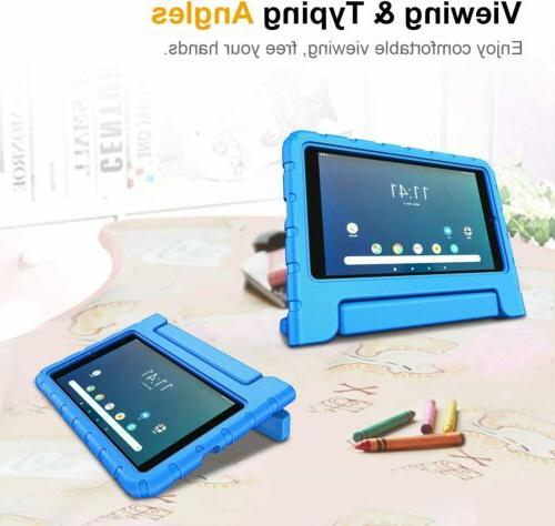 For Onn 8'' Tablet Shockproof Case Convertible