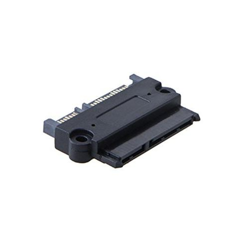 CableCreation SATA Male to 22 Female Male-Female Adapter
