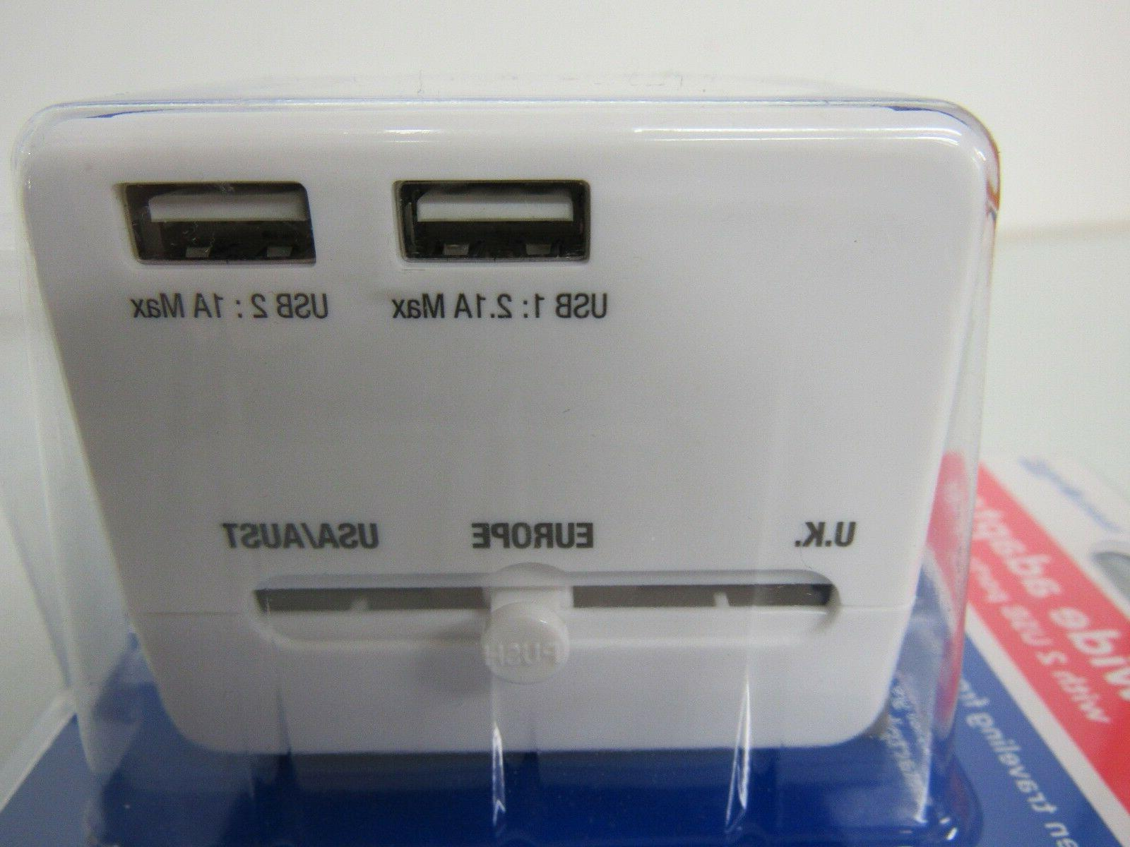 CONAIR Travel Smart adapter Model APPLE ANDROID