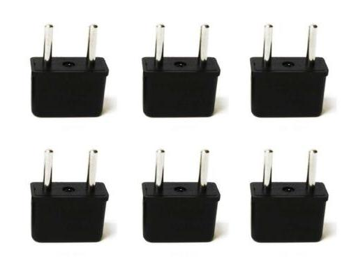 Ceptics USA Europe Asia Adapter Certified Pack