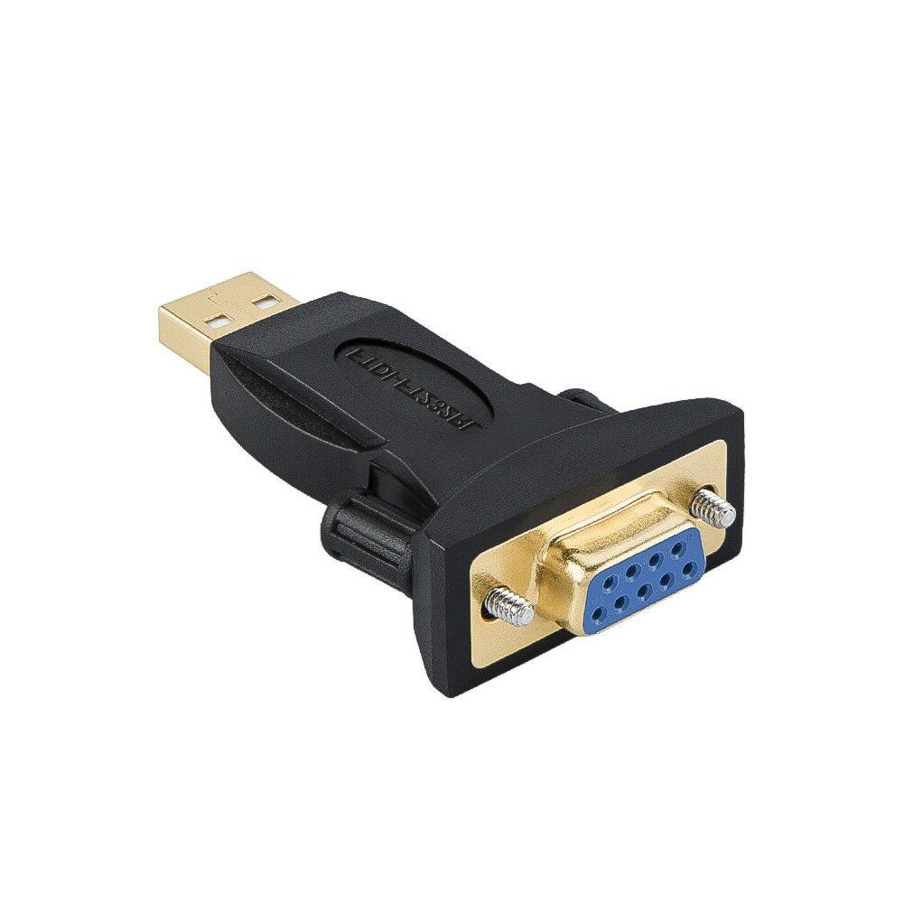 usb 2 0 to rs232 female gold