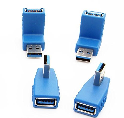 USB Adapter Toolkit A to B or MicroB Mini and Female