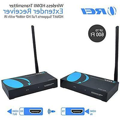 wireless hdmi transmitter extender receiver