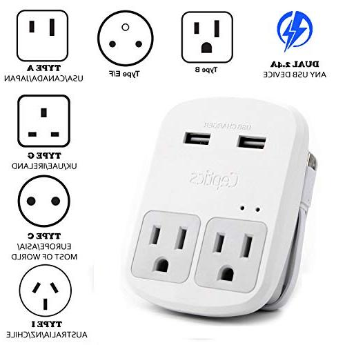 world adapter set