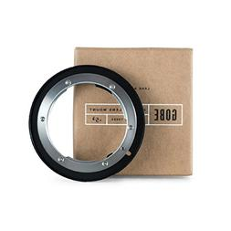 Gobe Lens Adapter: Compatible with Nikon F-Mount Lens and Ca