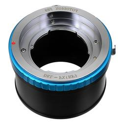 Fotodiox Pro Lens Mount Adapter with Aperture Control Ring -