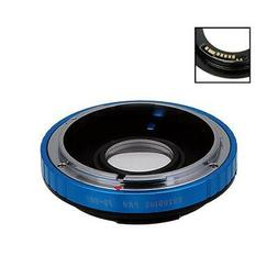 Fotodiox Pro Lens Mount Adapter Compatible with Canon Fd & F