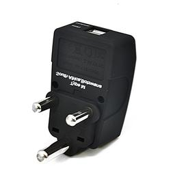 Ceptics Universal to South Africa Travel Adapter - Type M -4