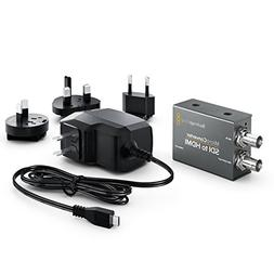 Blackmagic Design Micro Converter SDI to HDMI with Power Sup