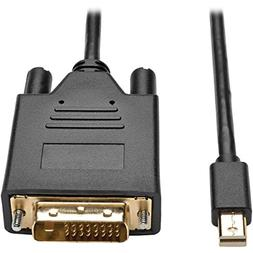 Mini DisplayPort to DVI Active Adapter M/M 1920 x 1080 1080p