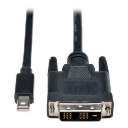 Mini DisplayPort to DVI Cable Adapter  6-ft