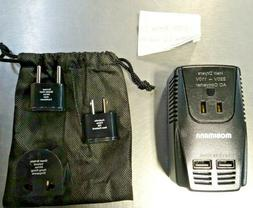 MM-112P Mobimann 1875W Travel Converter Set For Electrical O