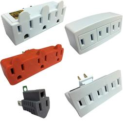 Multi-Outlet Wall Adapters, Grounding Converter, Power Wall