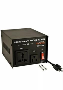 New Simran AC-500W 110V 220V Power Source Voltage Converter