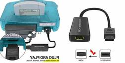 Nintendo64 To HDMI Converter, HD Link Cable N64 To a New HDM