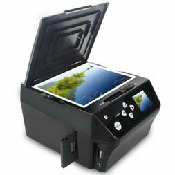 Photo Scanner Film &Slide Multi-Function Scanner with HD 22M