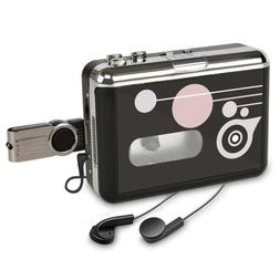 Portable Cassette Player Digital Audio Recorder Tape to MP3