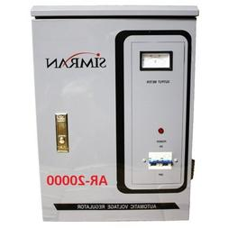Simran Power Converter Regulator Stabilizer with 110 Volt -