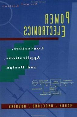 Power Electronics: Converters, Applications, and Design, 2nd