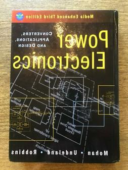 Power Electronics : Converters, Applications, and Design by