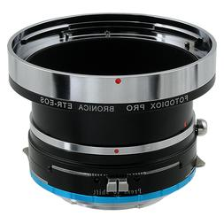 Fotodiox PRO Shift Adapter Kit Bronica ETR Lens to Sony E-Mo