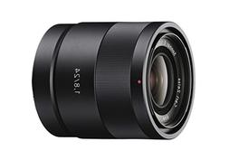 Sony Sonnar T E 24mm F1.8 ZA Lens | SEL24F18Z- International