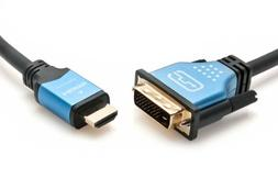 High Speed HDMI to DVI Adapter Cable