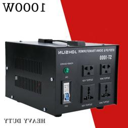 st 1000 voltage converter transformer heavy duty