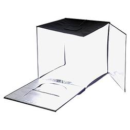 """Fotodiox Pro LED 28x28"""" Studio-in-a-Box for Table Top Photog"""
