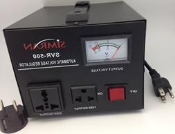 Simran Voltage Transformer Power Converter Regulator Stabili