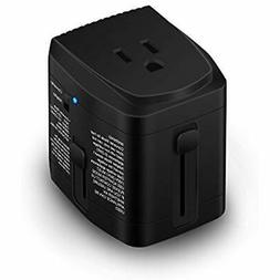 UL Power Converters Test Pass World Travel Plug Adapter And