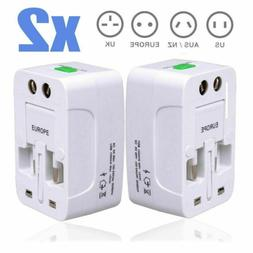 Universal All In One Power Adapter Wall Charger Socket Trave