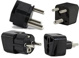 US to SOUTH AFRICA Travel Adapter Plug for USA/Universal to