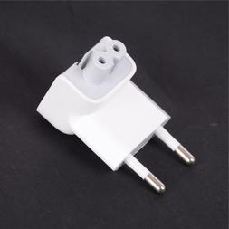 US to EU Plug Travel Charger Converter Adapter Power Supplie
