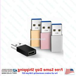 USB 3.1 Type C Female to USB 3.0 Type A Male Adapter Convert