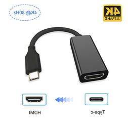 USB Type C to HDMI Cable 4K 30Hz if-link USB 3.1 C Converter