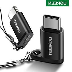 Ugreen USB C Adapter Type C to Micro USB Converter for Macbo